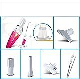 LIUSHUVacuum nettoyants ménagers à main Accueil aspirateur de bureau surface micro lit avec la couche d'aspiration électrique, standard + Spree