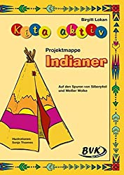 Kita aktiv Projektmappe Indianer