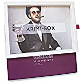 Miomente KRIMI-Box: Krimidinner-Gutschein - Geschenk-Idee Erlebnisgutschein
