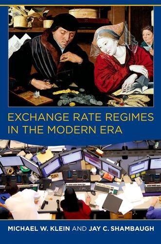 Exchange Rate Regimes in the Modern Era (The MIT Press) por Michael W. Klein