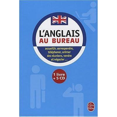 L'anglais au bureau (5CD audio)