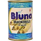 Bluna Mackerel in Brine 425g (1)