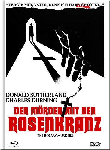 Der Mörder mit dem Rosenkranz [Blu-Ray+DVD] - uncut - limitiertes Mediabook Cover B