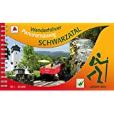 Wanderführer Panoramaweg Schwarzatal: Maßstab 1:30.000.