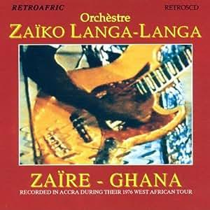 Zaire-Ghana, 1976