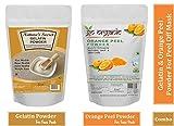 Best Unflavored Gelatin - Nature's Secret Gelatin Powder with Go Organic Orange Review