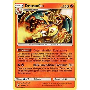 Carte Pokémon Sl9 Dracaufeu 150 Pv 14181 Rare