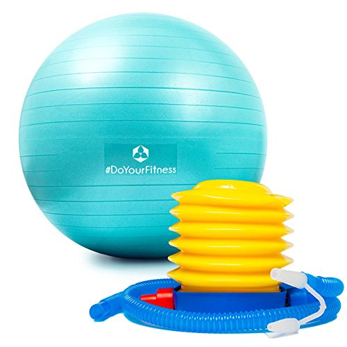#DoYourFitness Ballon de gymnastique