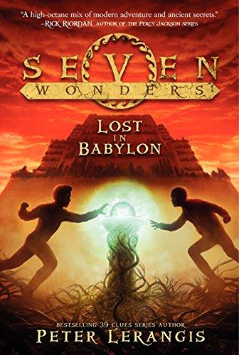 Seven Wonders 02. Lost in Babylon por Peter Lerangis