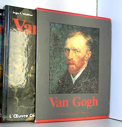Vincent Van Gogh (Coffret 2 Volumes reliés)