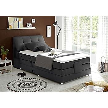 boxspringbett 120x200 elektrisch verstellbar mit motor. Black Bedroom Furniture Sets. Home Design Ideas