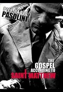 Gospel According to St Matthew [DVD] [1967] [Region 1] [US Import] [NTSC]