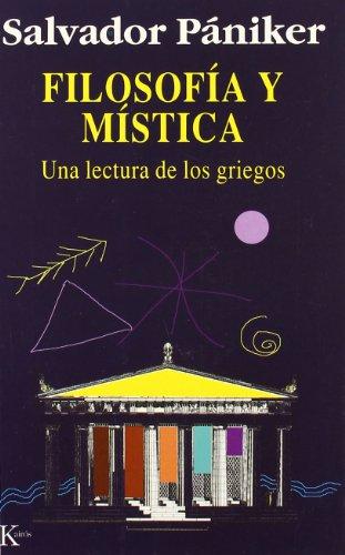 Filosofía y mística (Ensayo)