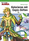 How To Draw Manga: Kolorieren mit Copic-Stiften