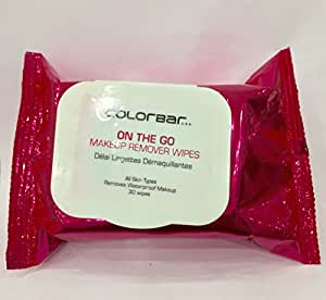 Colorbar On The Go Makeup Remover Wipes, 30 Wipes