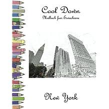 Cool Down - Malbuch für Erwachsene: New York
