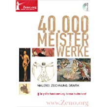 40.000 Meisterwerke (PC+MAC-DVD)