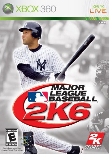 Major League Baseball 2K6 - Xbox 360 by 2K - 360 Xbox Baseball-spiele,