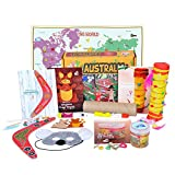 Learning Toys for Kids - AUSTRALIA Activity Kit from Globetrotters (4- 6 years)