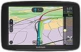TomTom Via 62 Europa 48 GPS per Auto, Display da 6', Mappe a Vita, Chiamate in Vivavoce, Nero/Antracite [Versione Italia]
