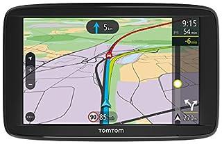 TomTom Car Sat Nav VIA 62, 6 Inch with Handsfree Calling, Lifetime Traffic via Smartphone and EU Maps,Resistive Screen (B01H54Q68I) | Amazon price tracker / tracking, Amazon price history charts, Amazon price watches, Amazon price drop alerts