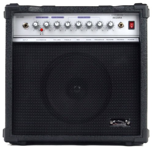 Soundking AK20-RA Gitarrencombo 2-Kanal, 60 Watt - 3