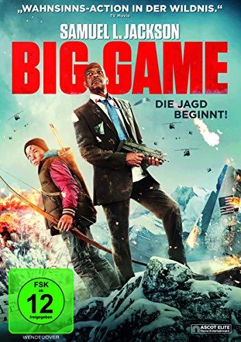 Big Game - Die Jagd beginnt! Beginnt Dvd