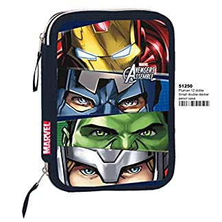 Plumier Vengadores Avengers Marvel Team doble