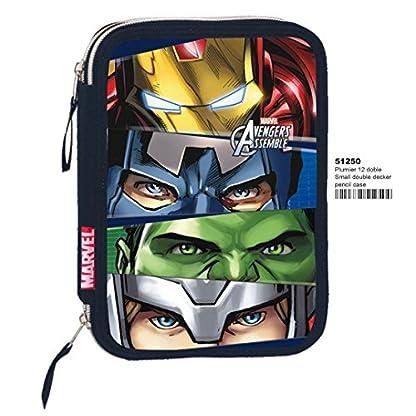 Plumier Vengadores Avengers Marvel Team doble