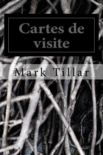 Cartes de visite (English Edition)