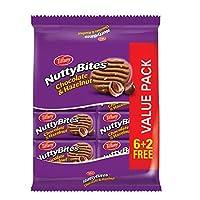 Tiffany Nutty Bites Chocolate Hazelnut - 8 x 81g