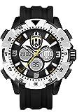 Juventus B&W JN397UNW - Orologio da Polso Uomo