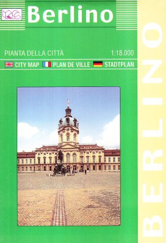 Berlino 1:20.000: International City Maps (Carte stradali)