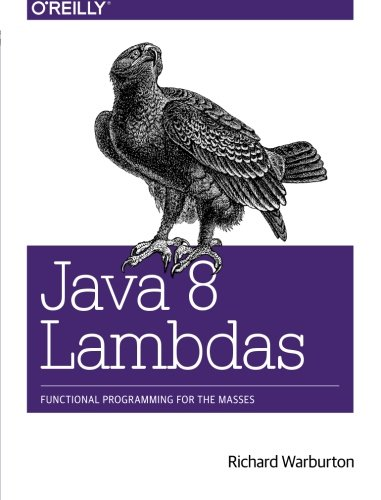 Java 8 Lambdas Cover Image