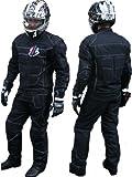 NEUER MOTORRADKOMBI JACKE + HOSE - AUS TEXTIL - JACKE MIT HERAUSNEHMBARER MEMBRANE - Motorrad, Bike,