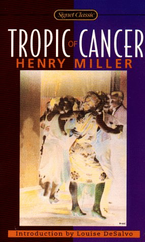 Book cover for Tropic of Cancer