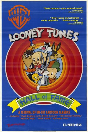 looney-tunes-hall-of-fame-poster-in-movie-11-17-x-28-cm-x-44-cm-soggetto-daffy-duck-pallino-della-se