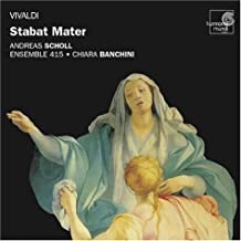 Vivaldi : Stabat Mater (SACD hybride)