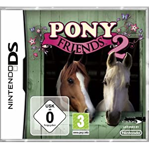 Pony Friends 2 [Software Pyramide] – [Nintendo DS]