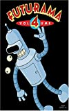 Futurama 4 [DVD] [1999] [Region 1] [US Import] [NTSC]