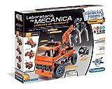 Clementoni Juego Laboratorio de Mecánica Camiones de Transpo, (552504)