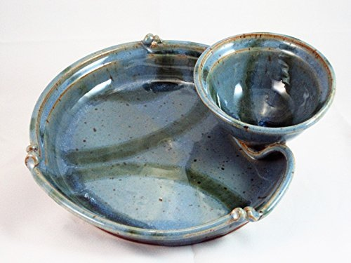 midnight-sun-pottery-small-chip-and-dip-glacier-with-green-by-midnight-sun-pottery