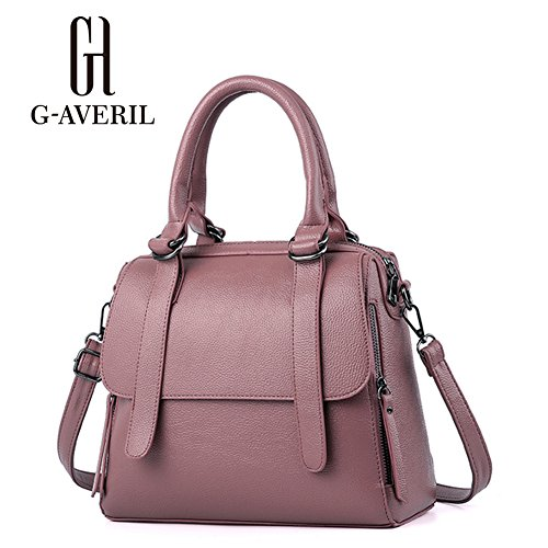 G-AVERIL, Borsa a mano donna Navy Blue Pink