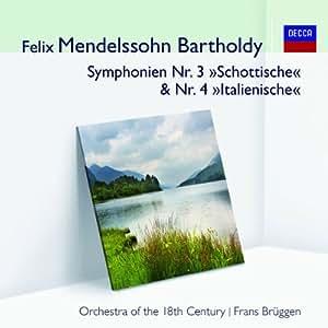 Sinfonien 3 & 4/Ouvertuer [Import allemand]