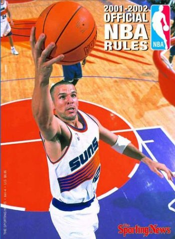 Official Rules of the National Basketball Association 2001-2002 (Official Nba Rules) por National Basketball Association