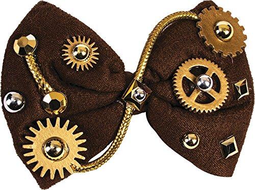 Preisvergleich Produktbild onlyglobal Steampunk Fliege Viktorianisch Cosplay Gothik Party Kostüm Zubehör