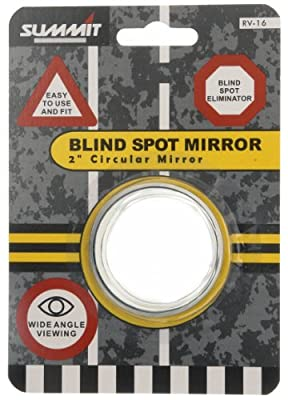 Summit RV-16 Convex Spot Mirror, Small - low-cost UK light store.
