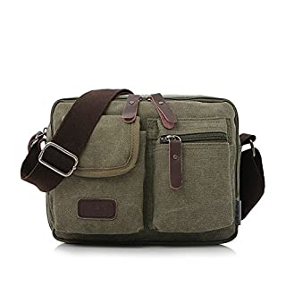 Abaobao Men's Shoulder Bag Green green