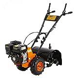 Motorhacke FUXTEC Ackerfräse AF 200 Benzin Bodenhacke Gartenfräse Kultivator Bodenfräse