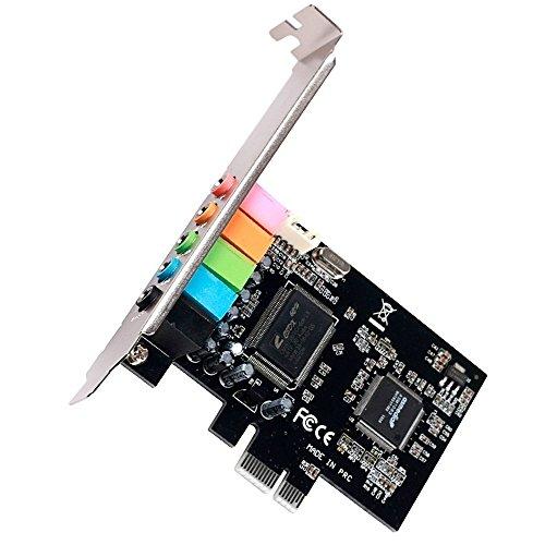 5,1 Kanal CMI8738 Chipset Surround 3D PCI Sound-Audiokarte für - Surround-system-basis